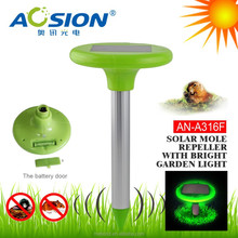 Different using environment for your choose solar vibrating eco-friendly pest repeller price