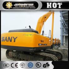 Xuzhou SANY excavator SY335C 33.5 ton china hydraulic motor excavator claw