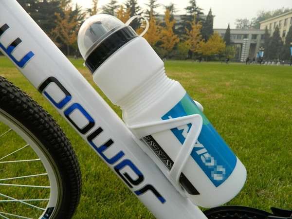 700ml plastic sports water bottle bike
