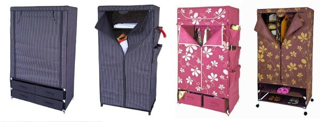2015 vente chaude de mode pliant garde robe pas cher. Black Bedroom Furniture Sets. Home Design Ideas