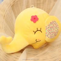 cartoon lovely elephant doll