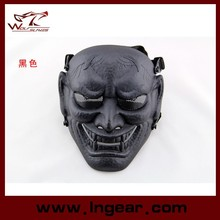 Tactical Gear Full face paintball mask for Wargames Cosplay