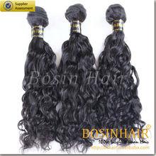 Aliexpress gold supplier hair factory direct sale hair extension 100% virgin indian hair