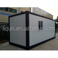 2015 ISO china factory wholesale 20 ft and 40 ft Shipping Container Office House