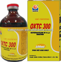 Pharmaceutical Drugs:Oxytetracycline 30% Long Acting Injection