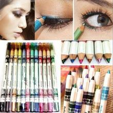 12 Color Eyeliner Pencil Pen Cosmetic Makeup Set High Quality Easy To Wear Eyeliner Pen Eyes Makeup Tools