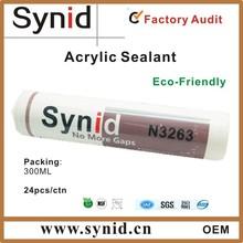acrylic acid silicone sealant