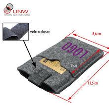 Designer best sell knitted cell phone bag