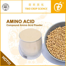 100% Water Soluble Compound Amino Acid Powder For Foliar Use In Agriculture