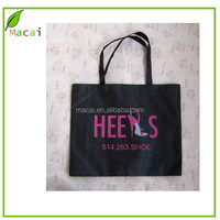 non-woven tote bag for shoe shop promotion