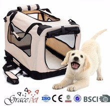 Durable Portable Oxford Fabric Pet Travel Bag Dog Carrier Crate
