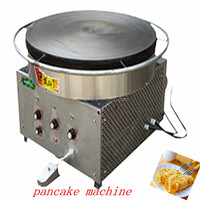 Most popular pancake machine/automatic pancake machine