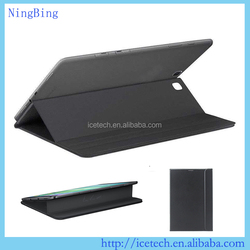 New products 1:1 original smart sleep flip stand pu leather case cover for samsung galaxy tab s2 9.7 t810