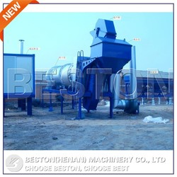 40T/H mobile mini bitumen mixing plant newest solid export price