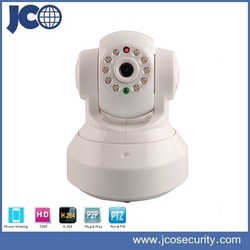 Wirless hd pan and tilt online remote baby monitor hidden camera 1mp