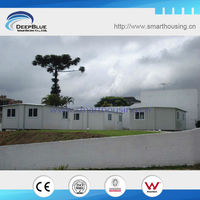 Foldable movable after-disaster housing/emergency house