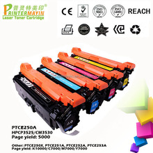 Toner 250A 3525 for HP Printer 3525 3530 (PTCE250A)