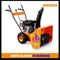 6.5HP loncin gasoline engine snowblower with EPA