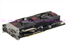 Video graphics card The hot graphics card NVIDIA GTX 770