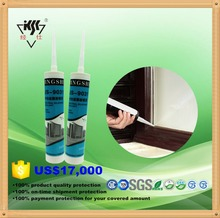 Gap filling Weatherproof dow corning quality silicone sealant with neutral curing