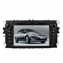 Pure Android 4.4 Car DVD player GPS For Ford focus 2 3 Mondeo S-max smax Kuga Wifi+Capacitive radio bluetooth +TPMS 2009-2011