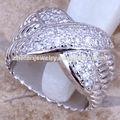 anillos de boda gay hombres dedo anillos de diseño austriaco cz anillo