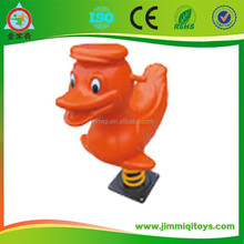 2015 newly good selling Outdoor playground spring rocking ride
