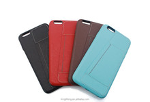 leather case for apple iPhone 6 / 6 Plus with card slot
