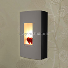 Greek style exquisite carved plaster wall lamp