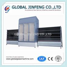Jfv-1800 verticale lavatrice e asciugatrice, vetro lavaggio industriale macchina
