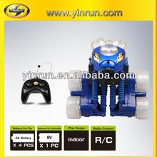 yinrun new product spider tumbler plastic car car rc
