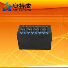Manufacturer hot selling,mc52i sms/mms/tc ip gsm modem 8 port gsm sim card slot
