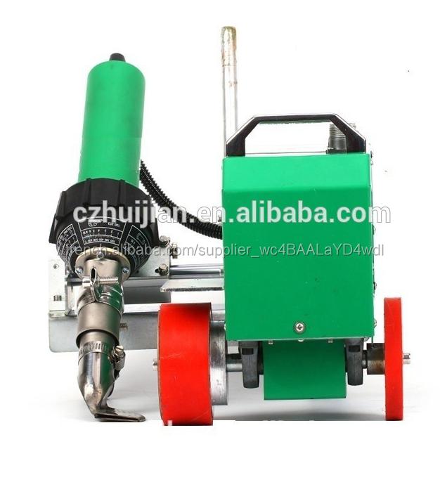 Leister à air Chaud couture d'étanchéité machine machines jiangsu