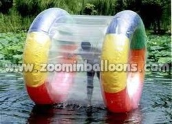 hot sale inflatable water rolling wheel WB04