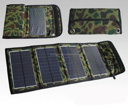 14W Explorer Solar energy folding charging package for android phone