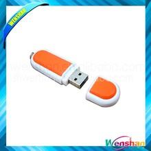 1GB 2GB 4GB 8GB 16GB personalized Promotional plastic usb flash drive memory stick