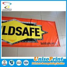 Custom Advertising Boards Advertising PVC Flex Banner With Digital Printing
