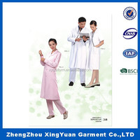 2015 new style nurse uniform/hospital medical uniforms wholesale
