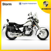 ZNEN:2014 China 125CC racing motorcycle with motorcycle side bag for sale