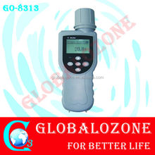 High-precision ozone gas leak detector