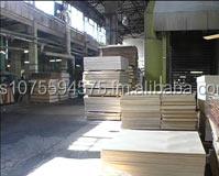 Birch Plywood CARB 1220 x 2440 or 1250 x 2500 (4 x 8)