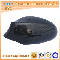 Professional Carboon Fiber Car Mirror Cover For BMW 3 Series 320i E90 2005-2008 Rear Mirror Cover
