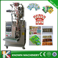 30~60 bags/min triangle bag candy packaging machinery/candy packing machine