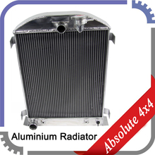 Racing car radiator for Ford Hi-boy ford Engine 1932 AT/MT auto parts