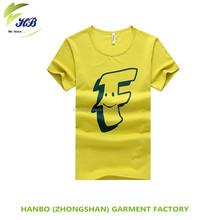 2015 new style OEM design best selling t-shirt boy's t-shirt cotton fabric soft feel t-shirt fine cotton t shirts 2013 korea to