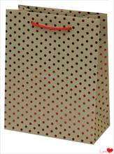 Manufacturer Packaging bag kraft shopping brown paper bag wholesales custom paper bag