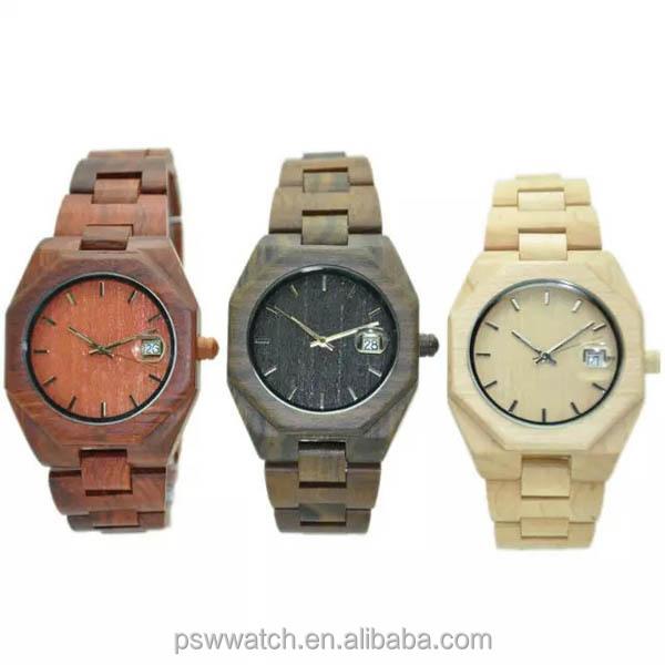 watch 2015 wood watch factory luxury wood watch quartz wood watch