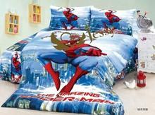 China suppier 3pcs king size Reactive 3D printed bed set ,bedclothes duvet cover pillowcase