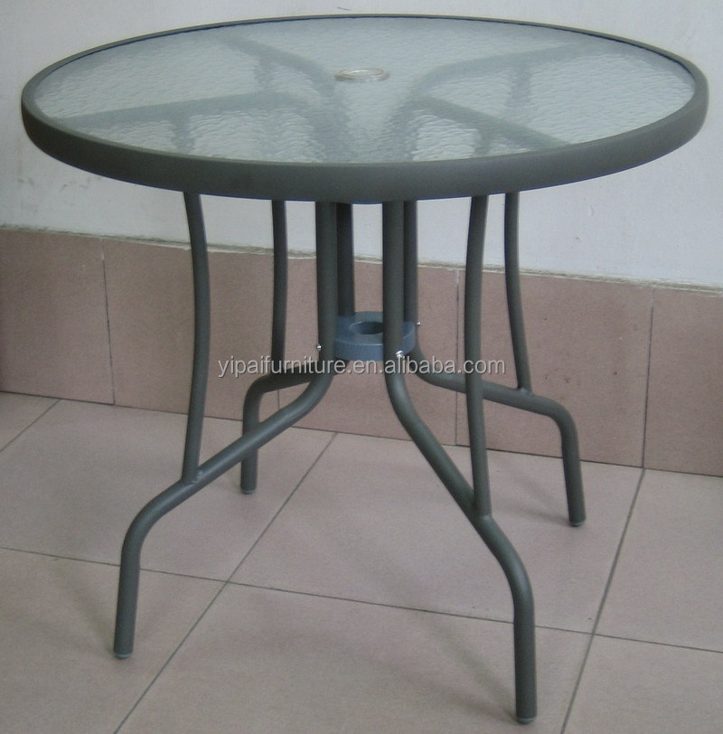 Water Tempered Glass Dining Table Coffee Table