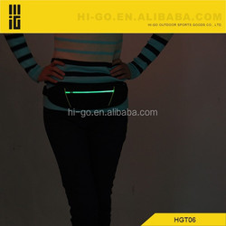 safety products fashion lighting motorcycle leg bag